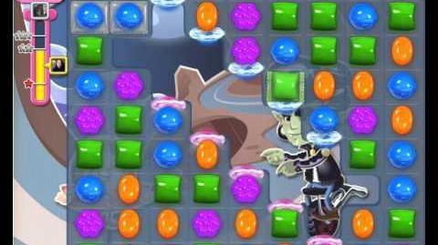Candy Crush Saga LEVEL 1462 new version (28 moves)