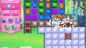 Candy Crush Saga Level 1326 (sixth version) No booster