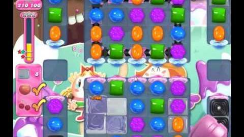 Candy Crush Saga Level 2035 - NO BOOSTERS
