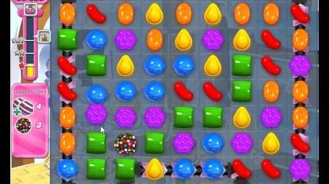 Candy Crush Saga level 820 completed by DCG