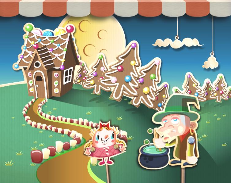 image gingerbread glade png candy crush saga wiki fandom