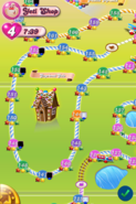 Gingerbread Glade Map Mobile
