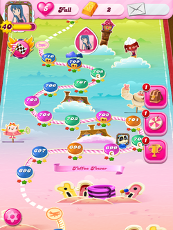Candy Crush datant