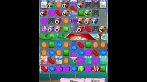 Candy Crush Level 1918 (2nd version, 20 moves)