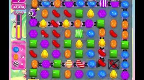 Candy Crush Saga - Level 633 - No Booster