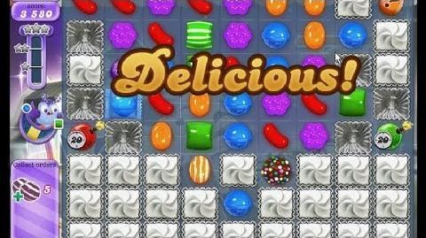 Candy Crush Saga Dreamworld Level 232 - 3 Stars NB