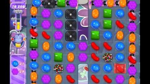 Candy Crush Saga Dreamworld Level 650 (No booster, 3 Stars)