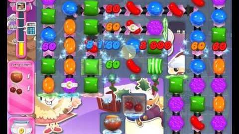 Candy Crush Saga LEVEL 1399 new version (20 moves)