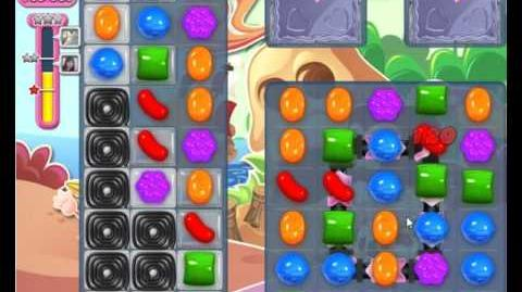 Candy Crush Saga Level 1292 NO BOOSTER (Newest Version)