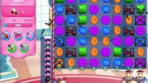 Candy Crush Saga Level 3832 (second version) No booster
