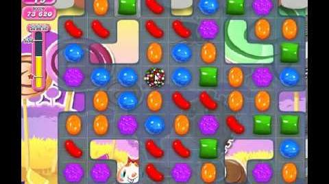 How to beat Candy Crush Saga Level 298 - 1 Stars - No Boosters - 97,660pts