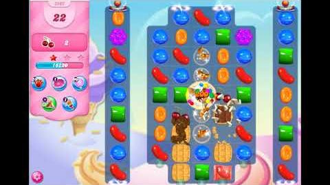 Candy Crush Saga - Level 3502 - No boosters ☆☆☆