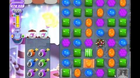 Candy Crush Saga Dreamworld Level 499