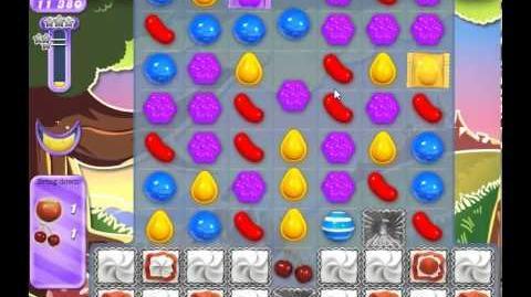 Candy Crush Saga Dreamworld Level 661 (Traumwelt)