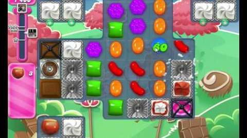 Candy Crush Saga LEVEL 2066 NO BOOSTERS (16 moves)