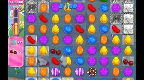 Candy Crush Saga Level 1924 - NO BOOSTERS