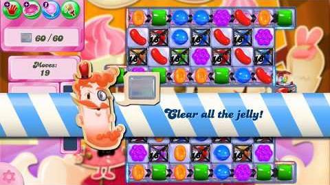 Candy Crush Saga Level 2650 NO BOOSTERS