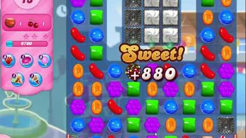 Candy Crush Saga Level 2934 NO BOOSTERS (second version)