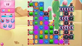 Candy Crush Saga Level 4835 NO BOOSTERS