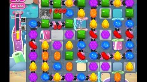 Candy Crush Saga Level 931 (No booster, 3 Stars)