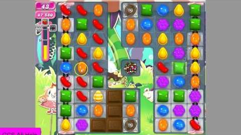 Candy Crush Saga level 978 No Boosters