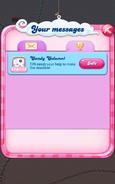 Candy Column Message