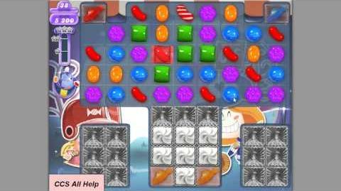 Candy Crush DREAMWORLD Level 346 3*