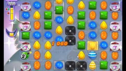 Candy Crush Saga Dreamworld Level 270 (Traumwelt)