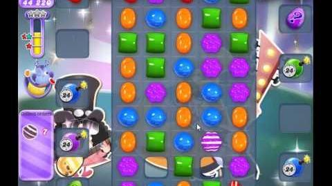Candy Crush Saga Dreamworld Level 407-0