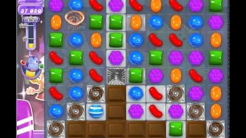 Candy Crush Saga Dreamworld Level 420