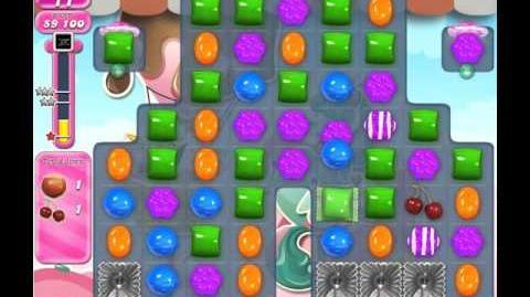 Candy Crush Saga Level 1620 (No booster, 3 Stars)