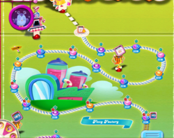 Fizzy Factory Map