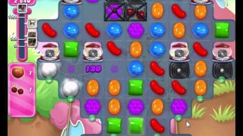 Candy Crush Saga LEVEL 2255 NO BOOSTERS