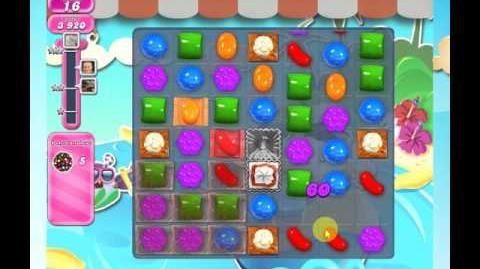Candy Crush Saga Level 1164