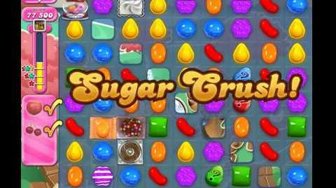 Candy Crush Saga Level 2067 (30 moves version, No boosters)