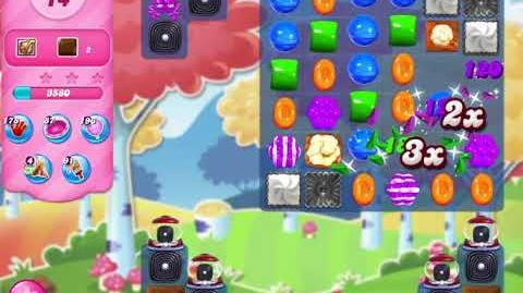 Candy Crush Saga Level 3154 NO BOOSTERS (third version)