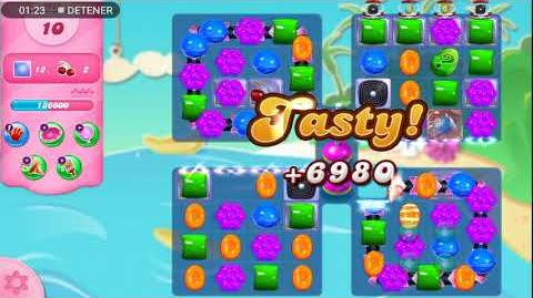 Candy Crush Saga Nivel 2683