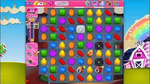 Candy Crush Saga - Level 271 - No boosters ☆☆☆