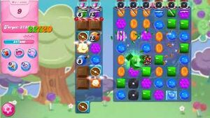 Candy Crush Saga - Level 4498 - No boosters ☆☆☆