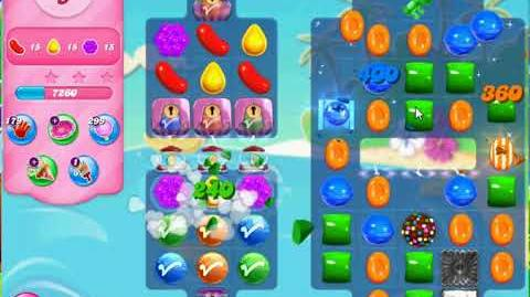 Candy Crush Saga 3279 no booster