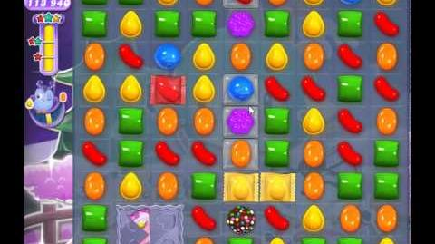 Candy Crush Saga Dreamworld Level 367 (Traumwelt)