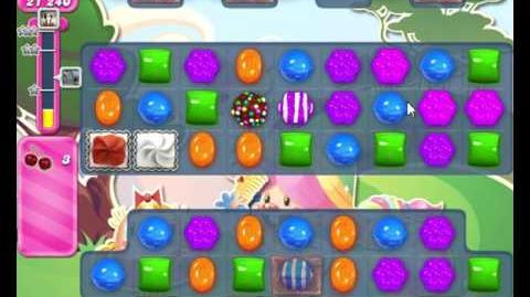 Candy Crush Saga LEVEL 1142 NO BOOSTERS (35 moves)