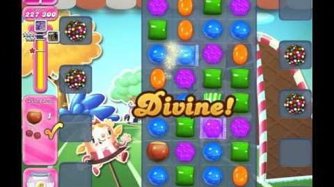 Candy Crush Saga Level 1431 (No booster, 3 Stars)