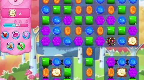 Candy Crush Saga Level 3038 NO BOOSTERS