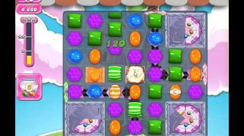 Candy Crush Saga Level 986 No Booster