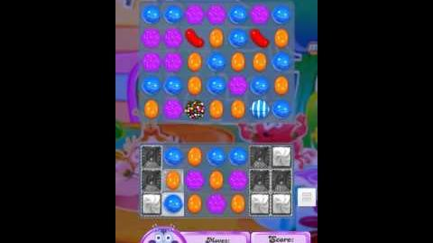 Candy Crush Dreamworld Level 649 New with 30 moves