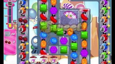Candy Crush Saga LEVEL 1708 NO BOOSTERS (15 moves)