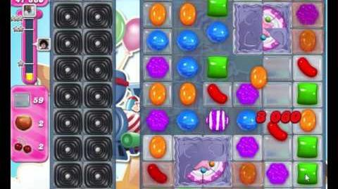 Candy Crush Saga LEVEL 1715 NO BOOSTERS (20 moves)