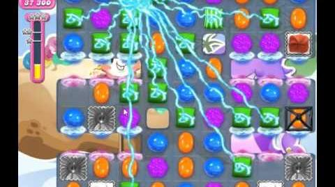 Candy Crush Saga Level 1633 - NO BOOSTERS