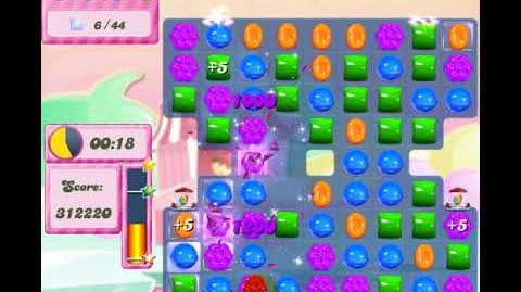 Candy Crush Saga Level 2799 NO BOOSTERS 3Star 2700plus Group Redesigned 151017